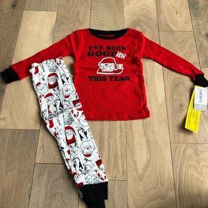Carter's Christmas Pajamas